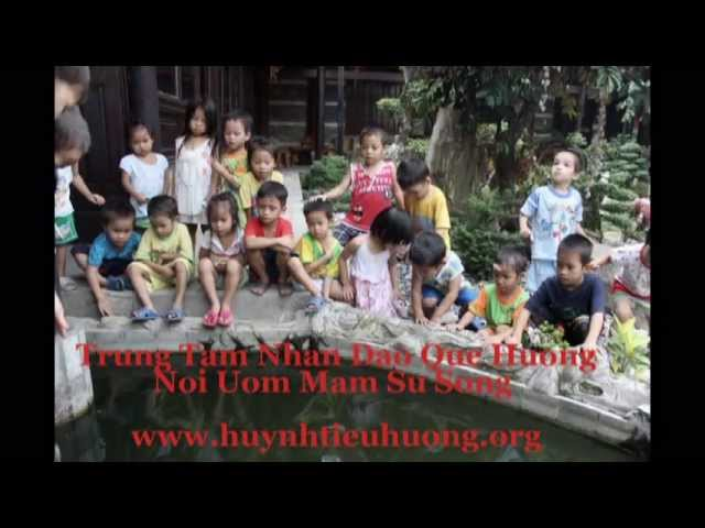 Huynh Tieu Huong - Orphans of Que Huong Charity Center Travel Video