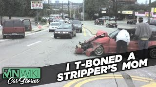I T-Boned a Stripper's Mom in my Fox Body