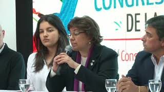 Video: Apertura 33° edición del Congreso Nacional de la Juventud