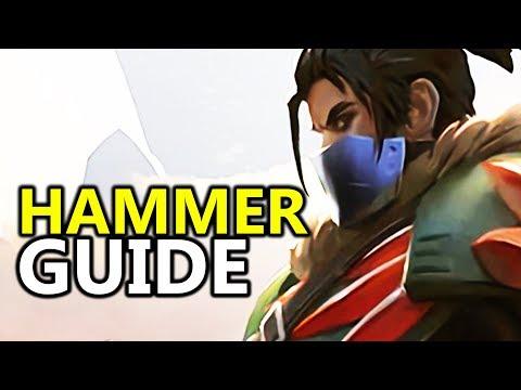 ♥ Dauntless Beginner Hammer Guide / Tutorial / Tips & Tricks
