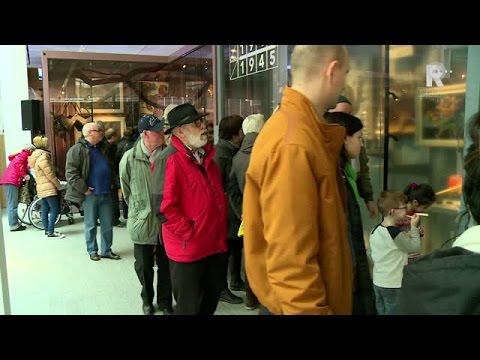 Duizenden bezoekers Museum Rotterdam