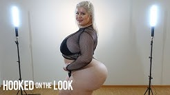 I Want To Make My 70inch Booty BIGGER | HOOKED ON THE LOOK