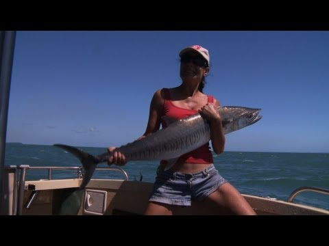 Cape York Part 3 Deep Sea Fishing And The Torres Straits At The Top