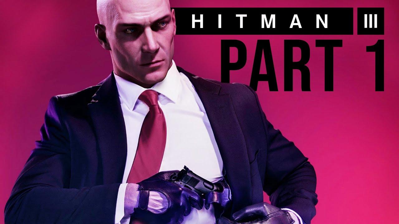 HITMAN 3 Early Gameplay Walkthrough Part 1 - Dubai