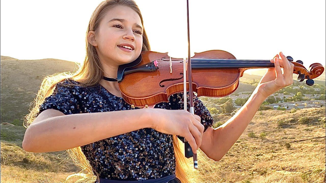 Karolina Protsenko - Warrior - Violin Cover - Demi Lovato