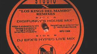Studio X - Los Kings Del Mambo - (Digifunky