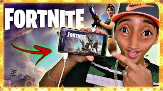 FORTNITE OFICIAL NO ANDROID!😱 LIQUIDSKY (PC GAMER NO ANDROID)