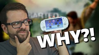 Why the Vita failed