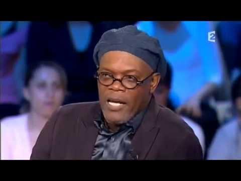Samuel L Jackson - On n'est pas couché 26 avril 2008 #ONPC