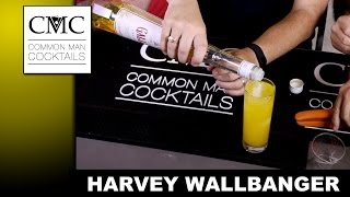 Harvey Wallbanger with History