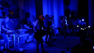 Jupiter Jones - Wenn alle es verstehen (live) unplugged Rock den Dom Hildesheim 25.07.2015