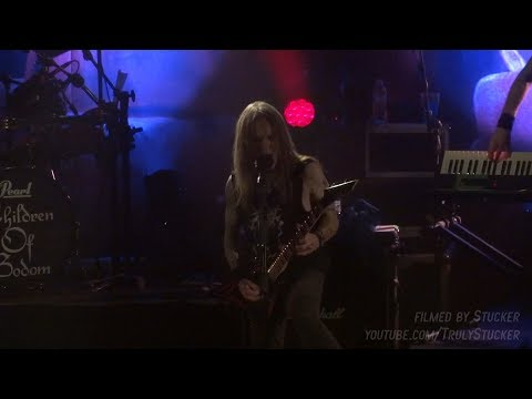 Children of Bodom - Oops, I did it again & Towards Dead End (Live in St.Pete, RU 17.09.2017) mp3