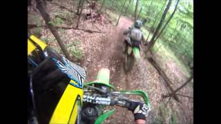Allegheny National Forest - Bike Trail- Part 5 and 6