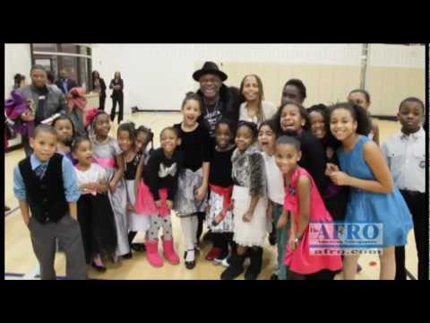 AFRO Coverage - Perrywood Elementary School (Inaugural Ball) Video 2 of 4