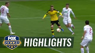 Video Gol Pertandingan Borussia Dortmund vs FC Augsburg
