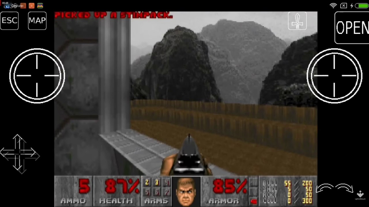 Free Download DOOM 1 Android Game