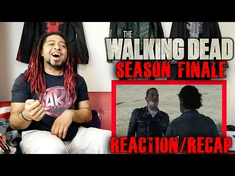 The Walking Dead Season 8 FINALE Reaction / Recap Show! (08X16)