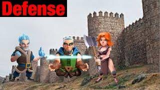 [Clash Royale] Miner deck(strongest defense)