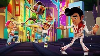 Subway Surfers Las Vegas World Tour With Elvis Presley!
