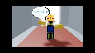 I COMPLATE! [Roblox Tower Of Hell]