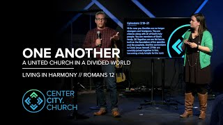 One Another: Living in Harmony