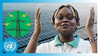 A planet powered by green energy - Paris Climate Agreement Explainer