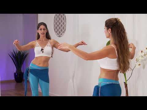 5 Classic Bellydance Moves Class