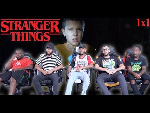 "Stranger Things S1E1 ""The Vanishing Of Will Byers"" Reaction:Review"