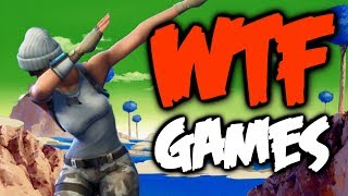 WTF Games - New Channel