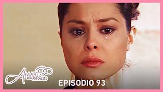 Amarte es mi pecado: ¡Leonora se entera que Alejandra es su hija! | Escena C-93 | tlnovelas