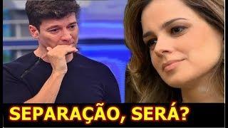 SEPARAÇÃO, Rodrigo Faro Abriu o Jogo e Contou Toda Verdade, Se Tá Vivendo Uma CRISE NO CASAMENTO