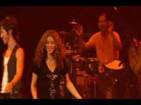Download Shakira - Band Introduction (DVD Oral Fixation Tour)