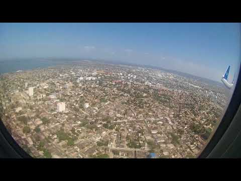 Cartagena,Colombia,freaky landing,close to the water