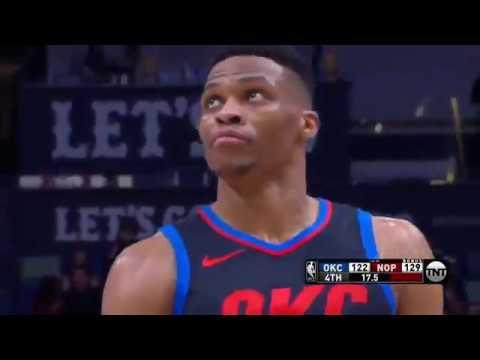 Oklahoma City Thunder vs New Orleans Pelicans | February 14, 2019
