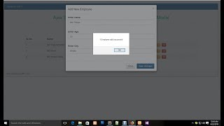 Ajax Insert Save View Edit Update Delete With Bootstrap Modal & Popover 1