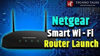Netgear R6260 Wi-fi Router Launch