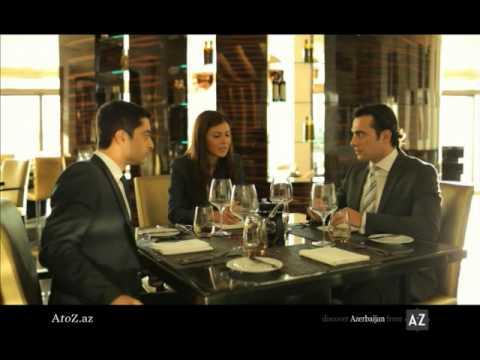 Azerbaijan business promo on CNN