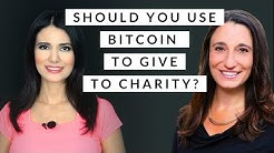 Bitcoin Donations - Should You Use BTC for Charity? BitGive CEO, Connie Gallippi Explains