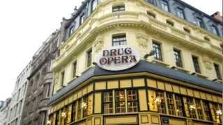 アキーラさん発見①ベルギー・ブリュッセル・Drug-Opera,Brussels,Belgium
