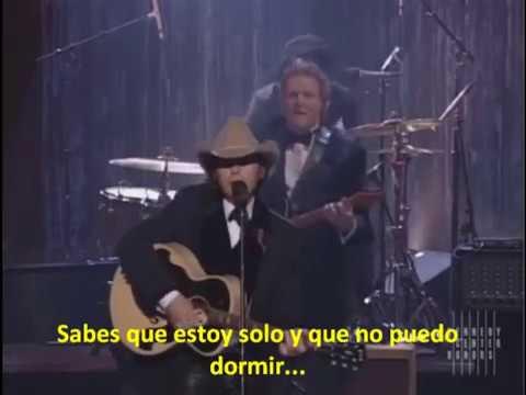 Dwight Yoakam -  Hello Walls  (subtitulada)