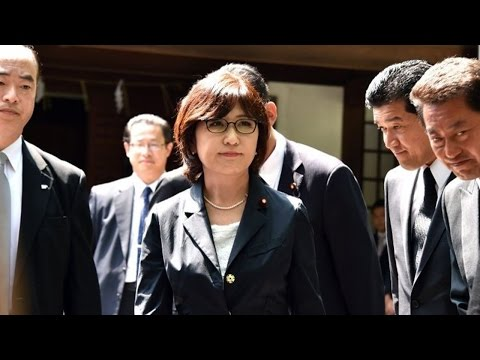 Japan's defense minister went to Yasukuni Shrine after visit to Pearl Harbor with PM Abe