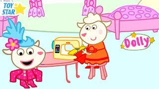 Dolly & Friends Funny Cartoon for kids Full Episodes #549 Full HD