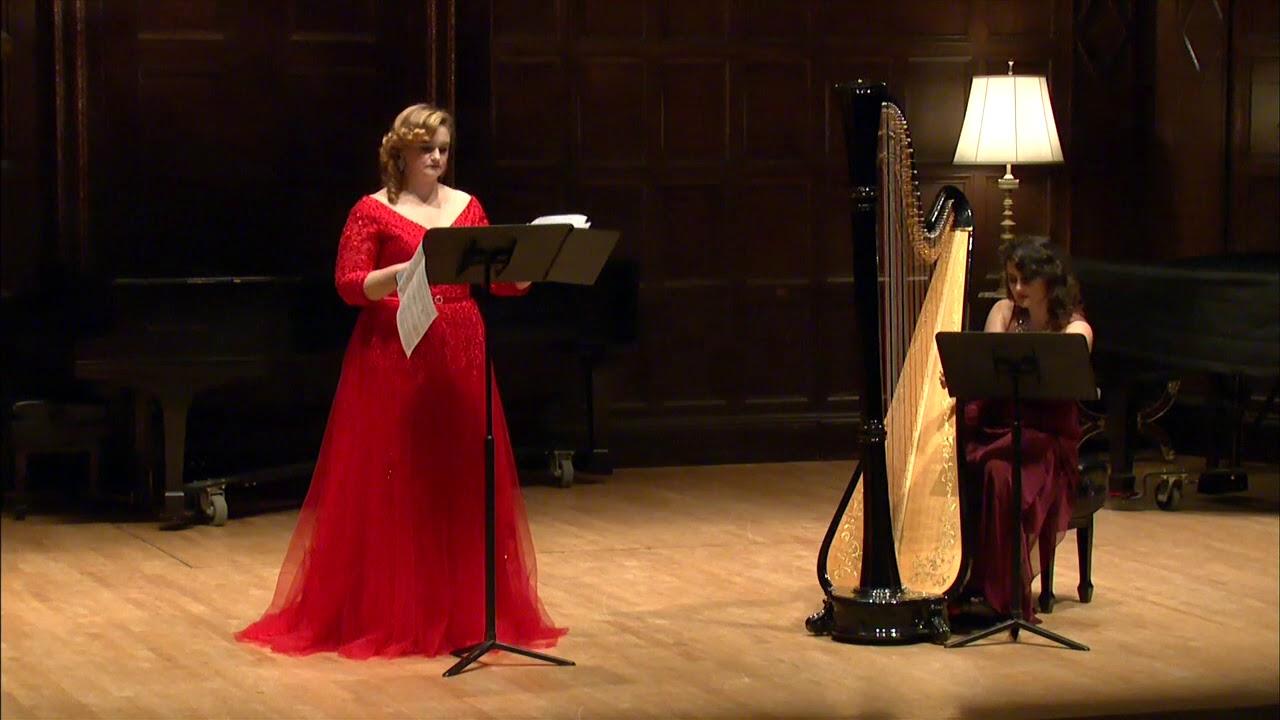 Doctoral Recital - Set of Songs by Gomidas Vartabed