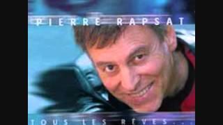 """PIERRE RAPSAT Extraits de """"TOUS LES RÊVES..."""" (ALBUM LIVE 2002)"""
