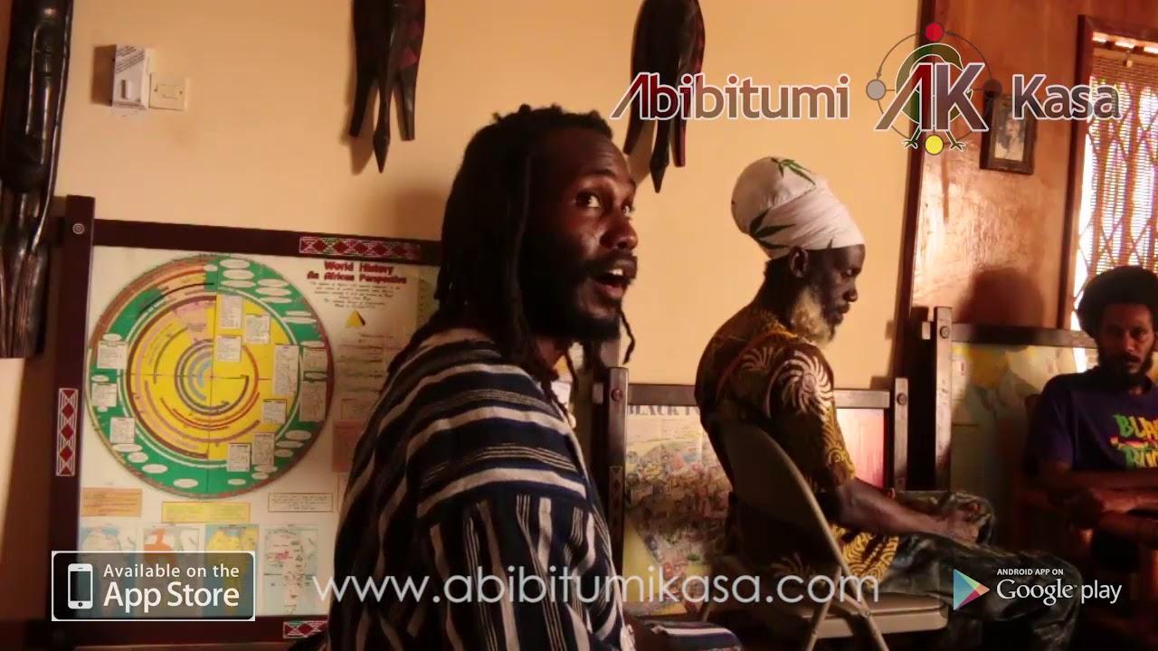 About Dr. Ọbádélé Kambon - at the Lion House