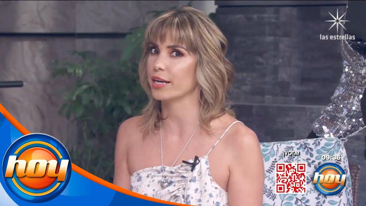 Andrea Escalona revela si le han sido infiel | Programa Hoy