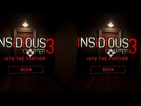 Scary Video Insidious VR Google Cardboard Virtual Reality 3D Gameplay 1080p