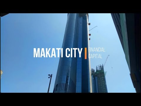 Makati City....The Richest City in The Philippines