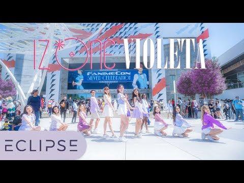 Lagu Video  Kpop In Public @ Fanime  Iz*one  아이즈원  - Violeta  비올레타  Full Dance Cover  Eclipse  Terbaru