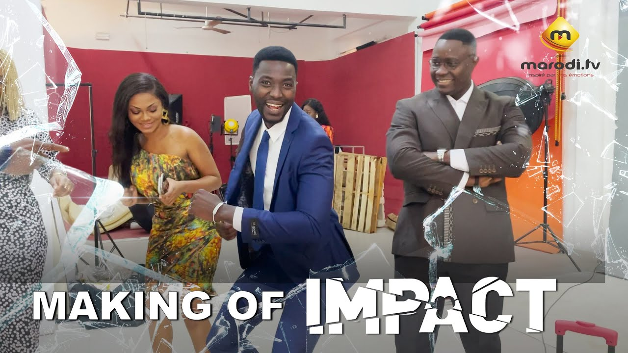 Download Série - Impact - Le making of